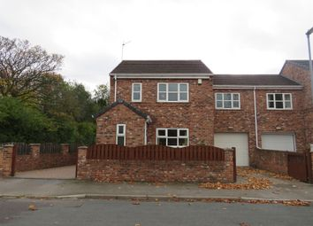 Thumbnail 4 bed semi-detached house for sale in Doncaster Road, Darfield, Barnsley