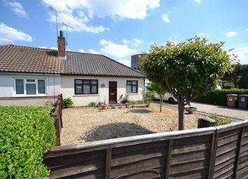 Thumbnail 2 bedroom semi-detached bungalow for sale in Waterfield Avenue, Fakenham