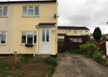 Thumbnail 2 bedroom semi-detached house to rent in Ladymead, Sidmouth