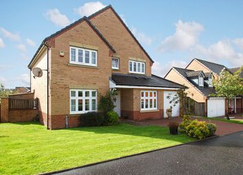 Thumbnail 5 bed detached house for sale in Callaghan Crescent, Jackton