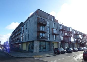 Thumbnail 2 bedroom flat for sale in Millbay, Plymouth, Devon