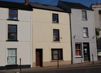 Thumbnail 1 bed flat to rent in Spilman Street, Carmarthen
