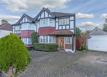 3 bed semi-detached house for sale in Summerville Gardens, Cheam, Sutton SM1