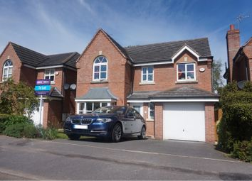 Thumbnail 4 bed detached house to rent in The Range, Sutton Coldfield