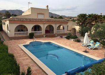 Thumbnail 3 bed villa for sale in Hondon De Los Frailes, Hondón De Los Frailes, Alicante, Valencia, Spain