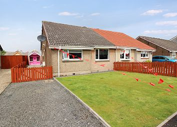 Thumbnail 2 bed semi-detached bungalow for sale in Livingstone Quadrant, Eastfield, Harthill