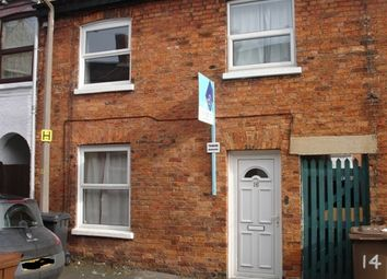 Thumbnail 3 bed terraced house to rent in Leicester Street, Sleaford