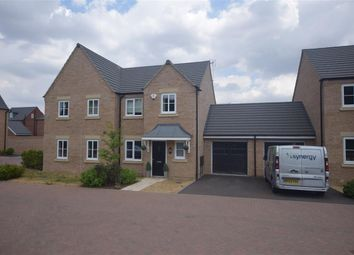 Thumbnail 3 bed semi-detached house for sale in Angelica Grove, Houghton Conquest, Bedford