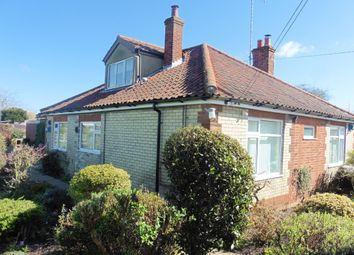 Thumbnail 5 bed detached bungalow for sale in Dereham Road, Pudding Norton