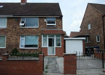 Thumbnail 3 bed property to rent in Southmead Avenue, Newcastle Upon Tyne, Tyne And Wear.