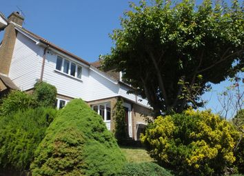 Thumbnail 4 bed detached house to rent in Winterbourne Mews, Lewes