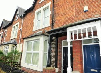 Thumbnail 5 bedroom property to rent in Meldon Terrace, Heaton, Newcastle Upon Tyne