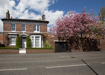 Thumbnail 4 bed detached house for sale in Victoria Road, Liverpool