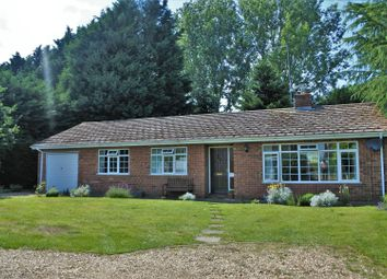 Thumbnail 3 bed detached bungalow for sale in Barkston Road, Marston, Grantham