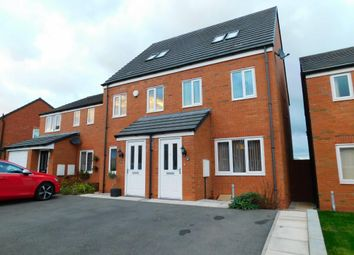 Thumbnail 3 bed property for sale in Greylag Gate, Newcastle-Under-Lyme