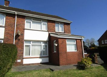 3 bed semi-detached house for sale in Beech Road, Carmarthen, Carmarthenshire. SA31