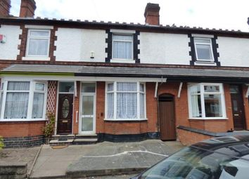 Thumbnail Terraced house for sale in Newlands Road, Birmingham, West Midlands