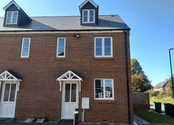 Thumbnail 4 bed end terrace house to rent in Dolphin Court, Canley, Coventry