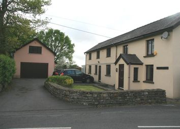 Thumbnail 4 bed detached house for sale in Heol Cwmbach, Drefach Llanelli Carmarthenshire SA14.