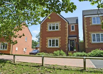 Thumbnail 3 bed detached house for sale in Willow Way, Raunds, Northamptonshire