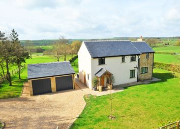 Thumbnail 4 bed detached house for sale in Howhill Road, Beckwithshaw, Harrogate