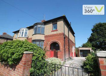 3 bed semi-detached house for sale in Burnington Drive, Willington, Crook DL15
