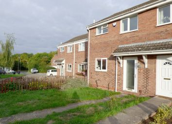 Thumbnail 3 bedroom terraced house to rent in Oldbury Close, Church Hill North, Worcestershire