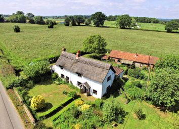 Thumbnail 3 bed cottage for sale in Rectory Road, Weston Longville, Norwich