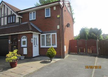 Thumbnail 1 bedroom flat to rent in Langland Close, Levenshulme