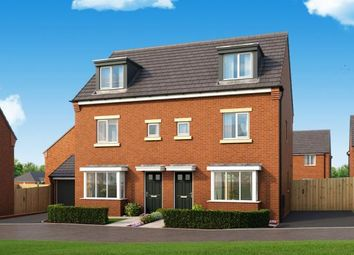 "Thumbnail 3 bed property for sale in ""The Rathmell At Lyndon Park"" at Harwood Lane, Great Harwood, Blackburn"