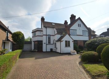Thumbnail 4 bed semi-detached house to rent in Kingsend, Ruislip