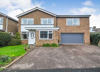 Thumbnail 6 bed detached house for sale in Farnham Close, Sawbridgeworth