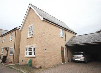 Thumbnail Link-detached house for sale in Oak Farm Drive, Little Downham, Ely
