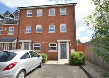 Thumbnail 4 bed town house to rent in 30 Drillfield Road, Northwich, Cheshire