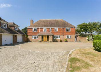 Leybourne House, Birling Road, Leybourne ME19. 5 bed detached house for sale
