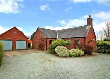 Thumbnail 3 bed detached bungalow for sale in Knockin, Oswestry