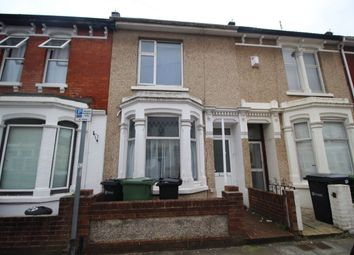 Thumbnail 6 bed terraced house for sale in Manners Road, Southsea