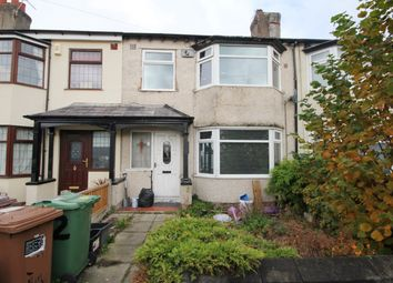 Thumbnail 3 bed terraced house for sale in Birley Street, Newton-Le-Willows