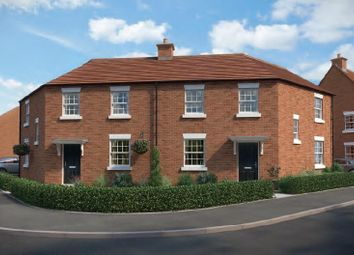 Thumbnail 3 bed semi-detached house for sale in Plot 14, Deddington Grange, Deddington