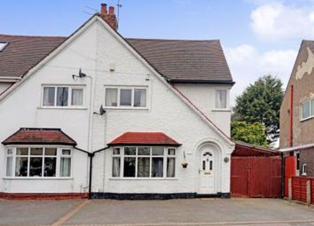 Thumbnail 4 bedroom semi-detached house for sale in College Street, Long Eaton, Nottingham