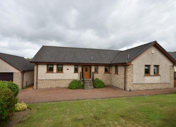 Thumbnail 4 bed detached bungalow for sale in Loganlea 59 Sherifflats Road, Thankerton, Biggar