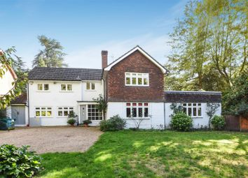 Thumbnail 5 bed detached house for sale in Parkers Hill, Ashtead