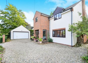 Thumbnail 4 bed detached house for sale in High Street, Bishopstone, Swindon