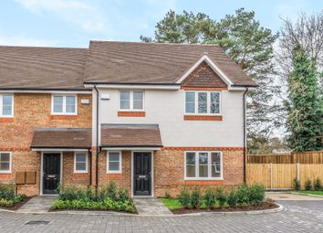 Thumbnail 3 bedroom end terrace house for sale in Avery Drive, Horsham