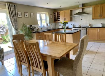 Thumbnail 4 bed link-detached house for sale in Roxby Close, Elvington, York
