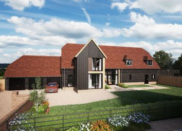 Thumbnail 5 bedroom detached house for sale in The Paddocks, Dropshort Farm, Childrey