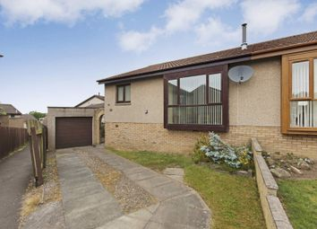 Thumbnail 2 bed semi-detached bungalow for sale in 41 Hailes Place, Dunfermline