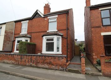 Thumbnail 3 bed semi-detached house for sale in Morley Street, Stanton Hill, Sutton-In-Ashfield
