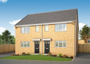 "Thumbnail 3 bed property for sale in ""The Hexham At Zest"" at Cartmell Drive, Leeds"