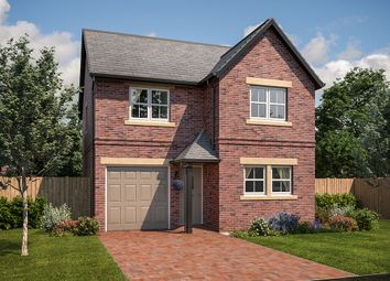 "Thumbnail 4 bedroom detached house for sale in ""Poplar"" at Ascot Way, Carlisle"